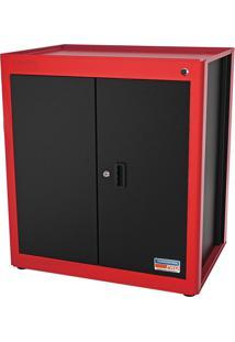 Módulo Para Bancada 2 Portas Vermelho 44954316 Tramontina