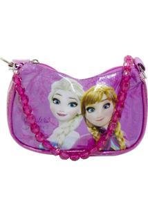 Bolsa Minas De Presentes Frozen Rosa