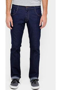 Calça Jeans Slim Biotipo Clássica Masculina - Masculino