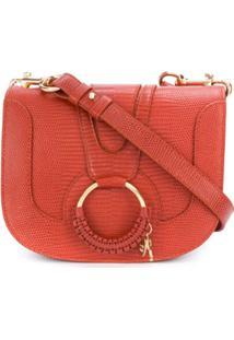 See By Chloé Hana Shoulder Bag - Vermelho