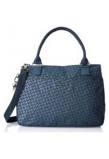 f7eb429ac Bolsa Azul Kipling feminina | Gostei e agora?