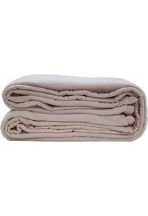 Cobertor Queen Size- Rosãª- 220X240Cm- Sultansultan