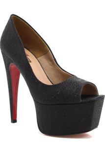 2860e827be Sapato Balada Couro feminino