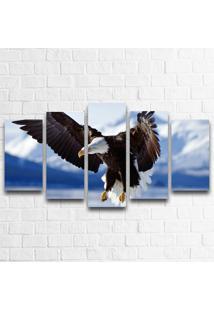 Quadro Decorativo Águia