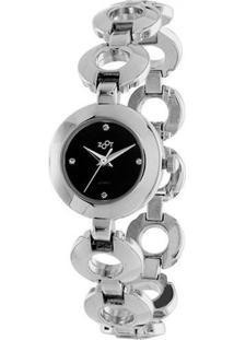 Relógio Zoot Analógico Casual Zw10066-Sp Prata