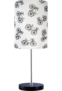 Abajur Carambola Bikes Bege