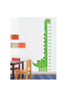 Adesivo Decorativo Stixx Reguinha Jurassic - Verde