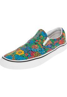 Tênis Vans Classic Slip-On Multicolorido