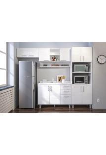 Cozinha Modulada Floripa #25 - 4 Peças