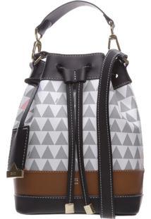 Bucket Bag Triangle Pearl | Schutz