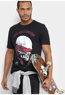 Camiseta Code Hotshirts Skull Masculina - Masculino