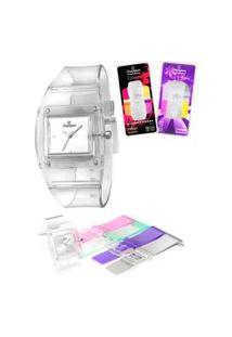 Relógio Feminino Champion Analógico Cp28220S