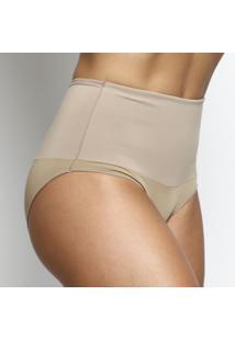 Calcinha Tanga Modeladora- Nude- Bonjourhope