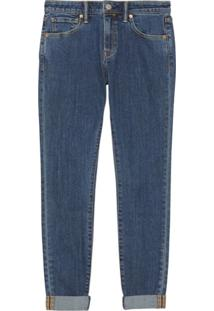 Burberry Calça Jeans Skinny - Azul