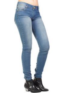Calça Jeans Destonada Dirty Reta Slim Pespontos Alphorria A.Cult
