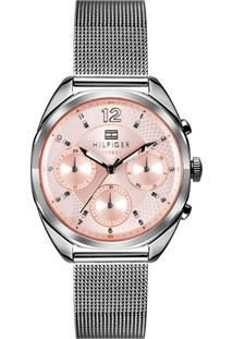 cf2b49ff633 Relógio Digital Tommy Hilfiger feminino
