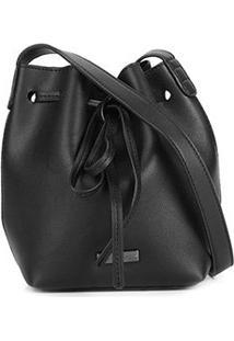Bolsa Shoestock Bucket Feminina