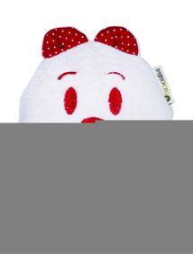 Bolsa Térmica De Sementes (Cólica Bebê) Cuca Criativa Vermelho