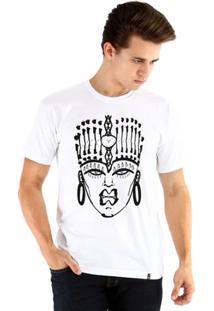 Camiseta Ouroboros Manga Curta The Drag Queen - Masculino-Branco
