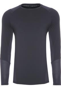 Camiseta Masculina Ua Mk1 - Preto