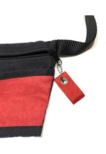 Pochete Broers Borges Flat Red