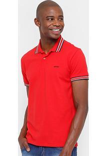 Camisa Polo Sommer Piquet Frisos Masculina - Masculino