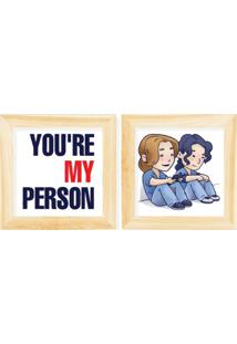 Kit Quadros You'Re My Person - Grey'S Anatomy L3 Store - Kanui