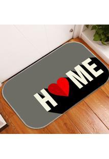 Tapete Decorativo Home Único