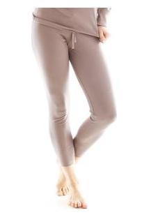 Long John (Calça Segunda Pele) Liz Loungewear/ Easywear (20220) Algodão Pima Peruano
