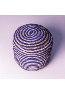 Puff Andaman Cor: Azul - Tamanho: Único