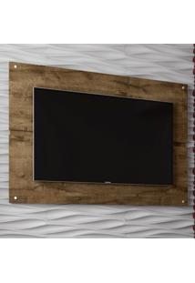 Painel Para Tv Creta Madeira Rustica - Móveis Bechara