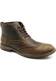 Bota Masculina Estilo Oxford 9155 Keep Shoes - Masculino