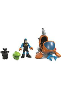 Imaginext Oceano - Submarino - Mattel