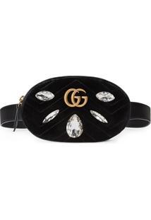 Gucci Pochete 'Gg Marmont' - Preto
