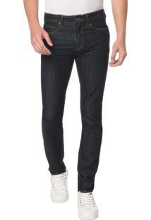 Calça Jeans Five Pocktes Slim Ckj 026 Slim - Marinho - 46