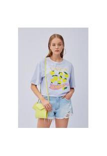 T-Shirt Vintage Lilás Ref: 502Ts002440 08709 T-Shirt Vintage Lilás Ref: 502Ts002440 08709 - P - Lilas Lança Perfume