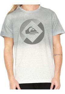 Camiseta Quiksilver Especial Degra Logo Masculina - Masculino