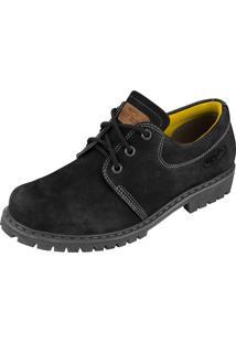 Sapato Beeton Walker402C Preto