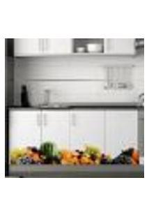 Adesivo Decorativo Para Armário Frutas 2 - Médio