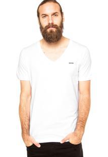 Camiseta Sommer Slim Branca