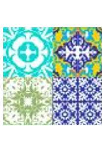 Adesivos De Azulejos - 16 Peças - Mod. 29 Pequeno