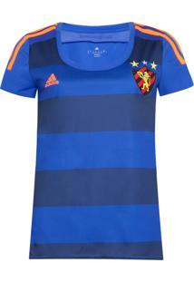 Camisa Adidas Performance Sport Recife Iii Azul