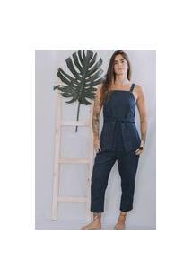 Macacão Coletivo Des Jeans