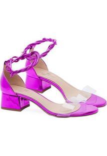 Sandalias Saltare Paita 2 Mt Feminina - Feminino-Pink