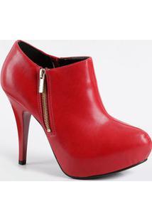 Bota Feminina Ankle Boot Via Uno 322002Sbaiv
