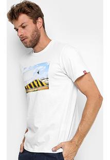 Camiseta Element Hazard Masculina - Masculino