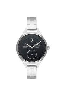 Relógio Orient Feminino Eternal Analógico Prata Fbssm043-P2Sx