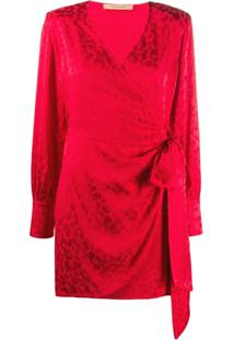 Andamane Vestido Carly - Vermelho