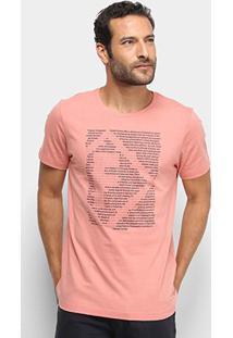 Camiseta Forum Climate Change Masculina - Masculino