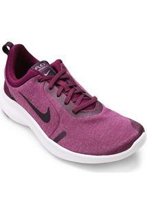 Tênis Nike Flex Experience Rn 8 Feminino - Feminino-Vinho